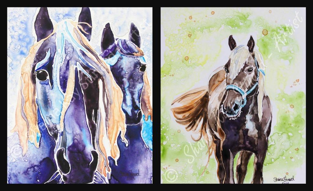 horse print 1