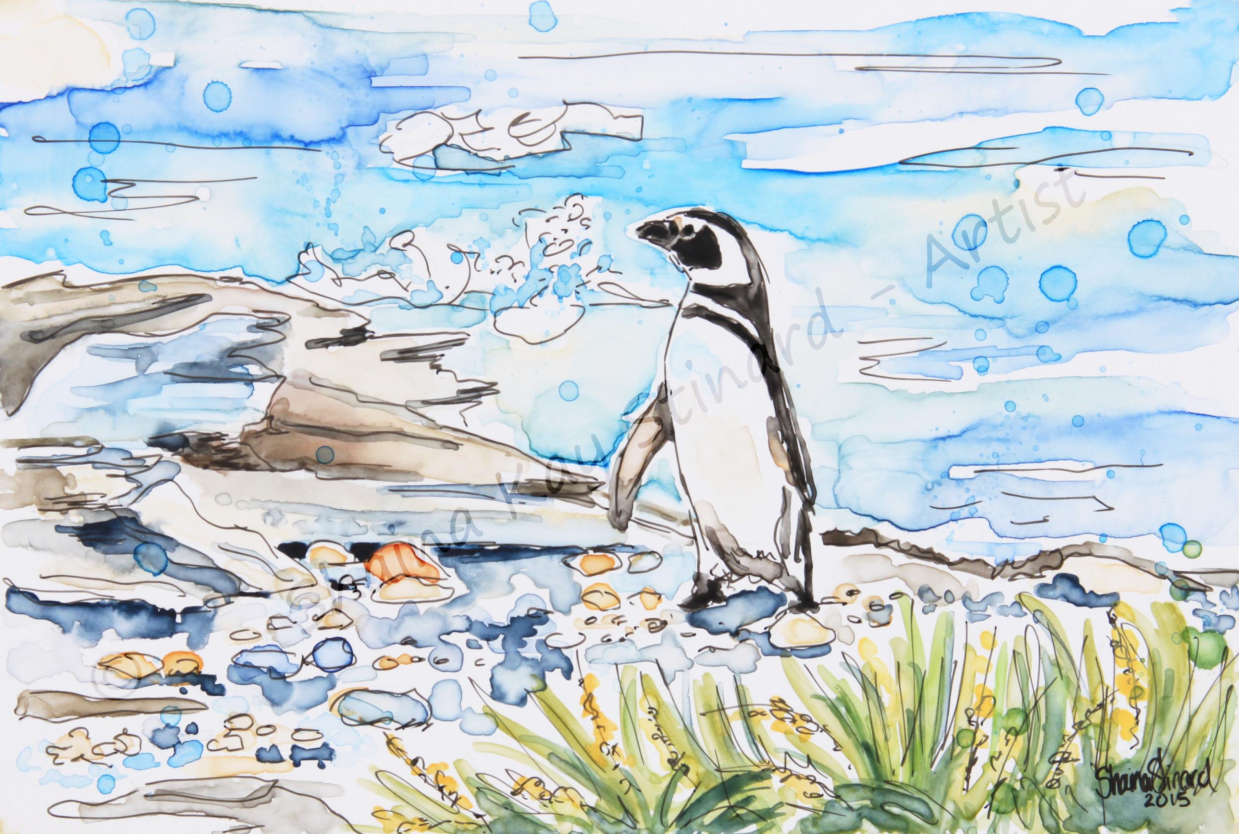 Penguin WM
